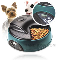 ����ͧ���������ѵ���عѢ-��� �ʹԨԵ��-������ Automatic Pet Feeder with LCD Display-Green