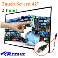�ͷѪʡ�չ ��ŵԷѪ touch screen display ��Ҵ 42 ����  Winmax-42T
