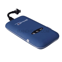 GPS Tracker ติดตามรถยนต์ Mini GPS/GSM Tracker GT02 GT02 (Blue)