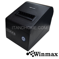 ����ͧ��������� ����ͧ���������� 80 mm WINMAX-PP804 Thermal Printer Receipt Printer 80 mm with Auto Cutter WINMAX-PP804