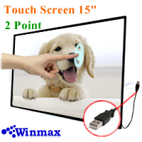 �������� ��ŵԷѪ touch screen display ��Ҵ 15 ����  Winmax-15T