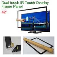 �ͷѪʡ�չ �������� 42 ���� 2 �ش IR Touch Frame Ẻ����ա�Ш� IR Touch