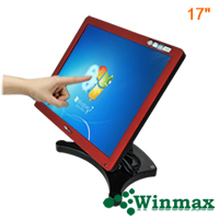 �ͷѪʡ�չ Touch Screen Monitor 17 ���� ������������ִ���ç ��Ѻ����� TSM-17R