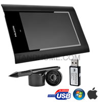 Wireless Graphics Drawing Tablet Digital Pen 8 x 5 inch